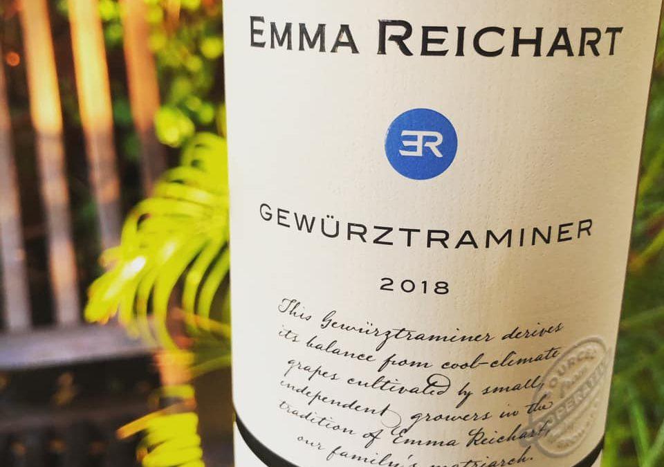 Trader Joe's – 12.99 under – Wine #1: Gewürztraminer