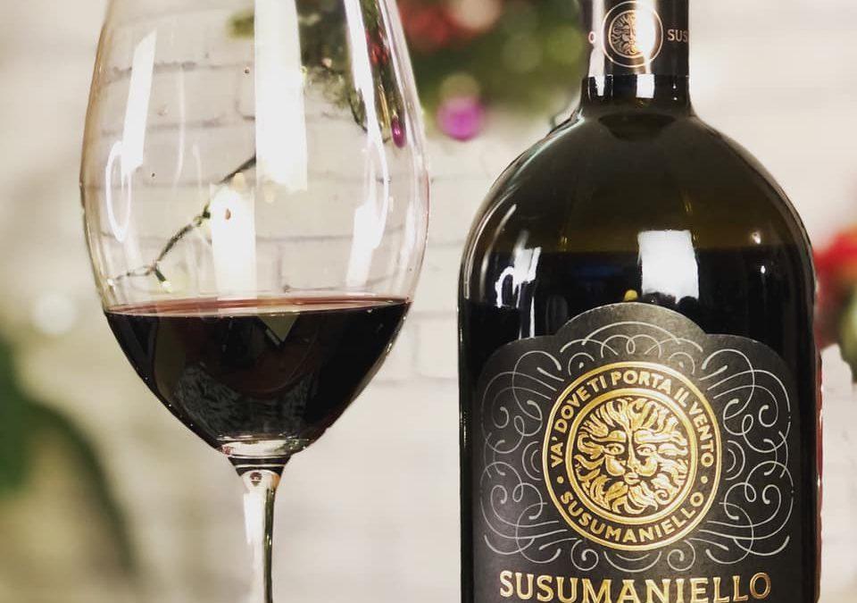 TRADER JOE'S – 12.99 under- Wine #2- Susumaniello