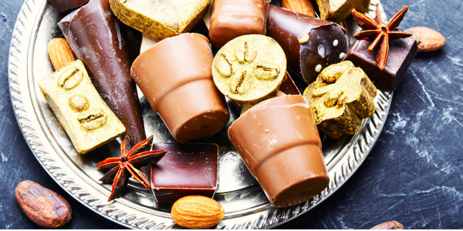 Sweets for Your Sweet (or how to give wine & chocolate)