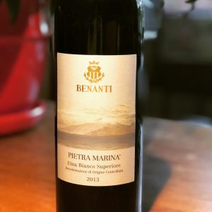 Bottle of Benanti Pietra Marina Etna Bianco Superiore 2013